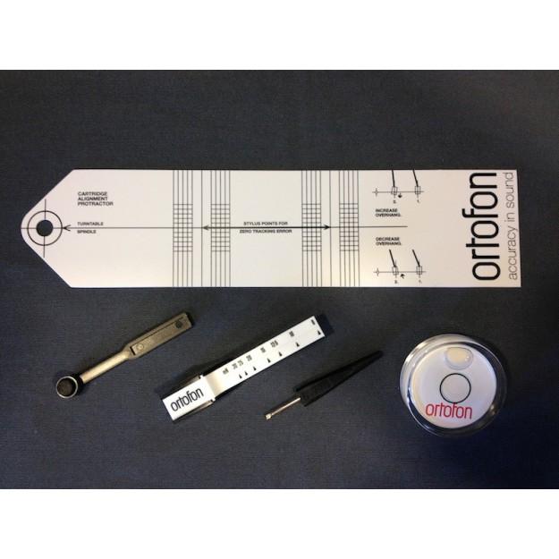 Kit de réglage Phono Ortofon