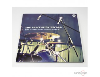 "Disque vinyle Clearaudio Percussion Record ""The O-Zone Percussion Group"""