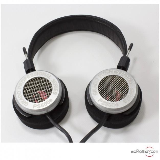 Casque Hi-Fi Grado PS 500e