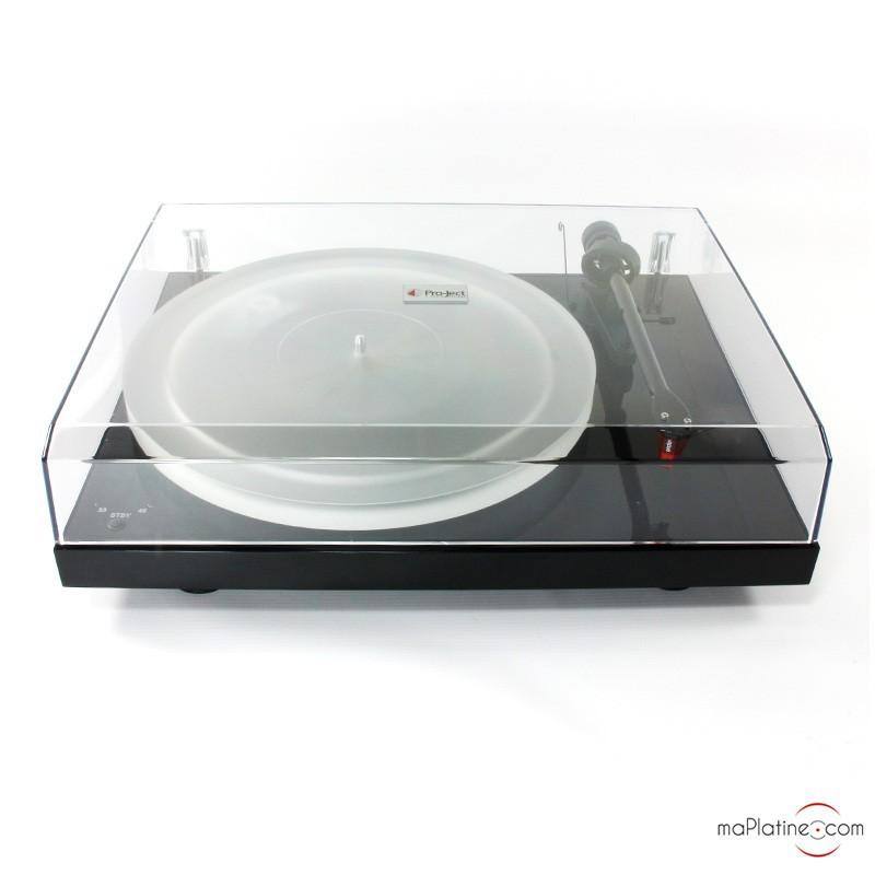 platine vinyle d 39 occasion pro ject debut carbon esprit sb noire. Black Bedroom Furniture Sets. Home Design Ideas