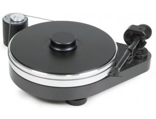 Platine vinyle manuelle RPM9 Carbone