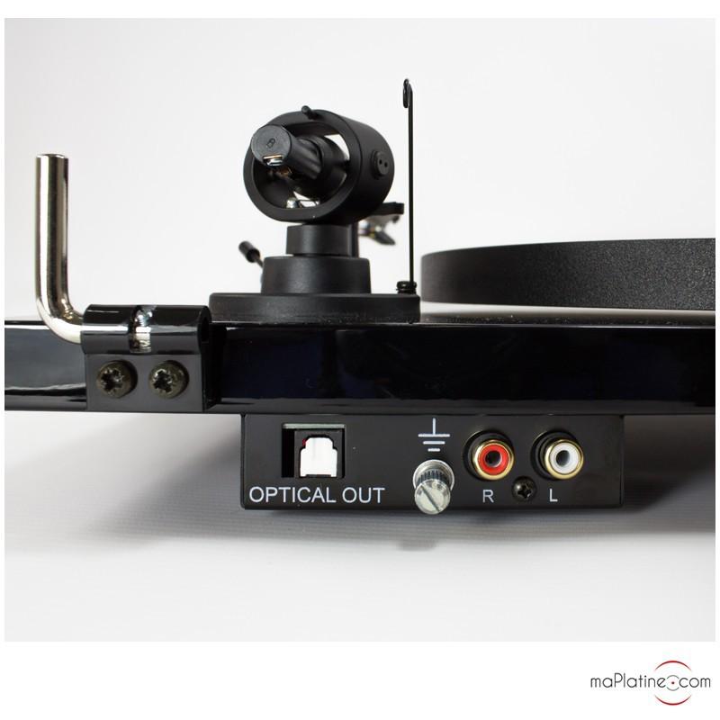 platine vinyle pro ject essential ii digital. Black Bedroom Furniture Sets. Home Design Ideas