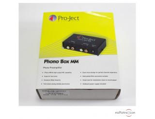 Occasion préamplificateur phono Pro-Ject MM/DC