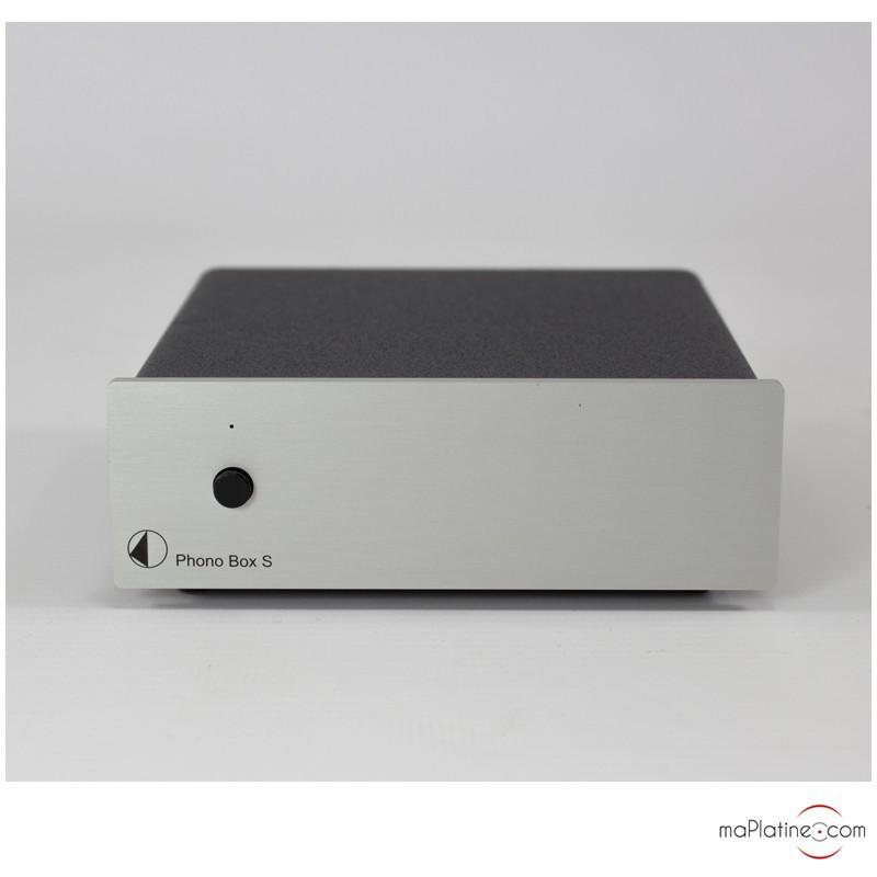 pr amplificateur phono pro ject phono box s. Black Bedroom Furniture Sets. Home Design Ideas