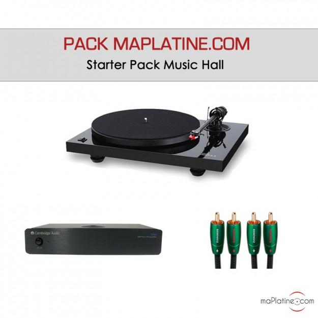 Starter Pack Music Hall