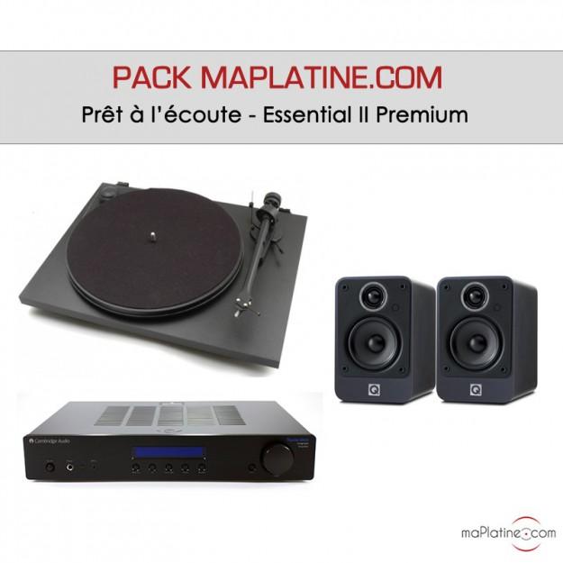 Pack prêt à l'écoute - Essential II Premium