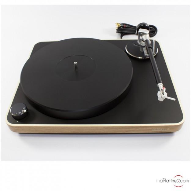 Platine vinyle manuelle Clearaudio Concept MM WOOD