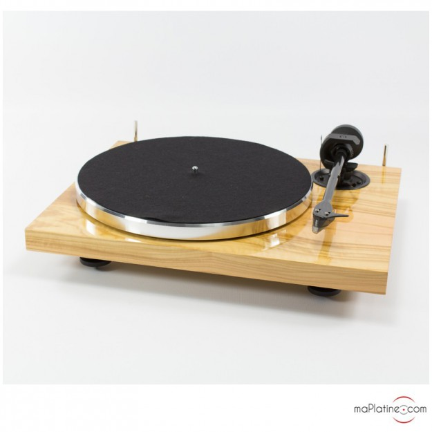 Platine vinyle d'occasion Pro-Ject 1-Xpression Classic Olive