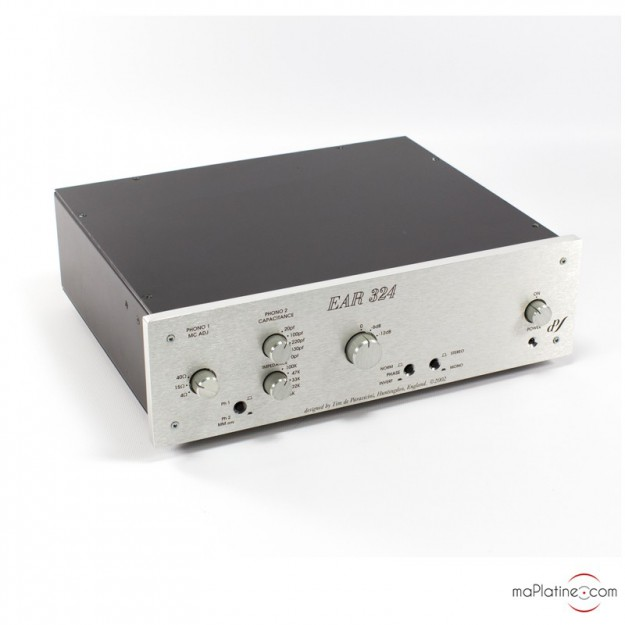Préamplificateur phono d'occasion EAR 324