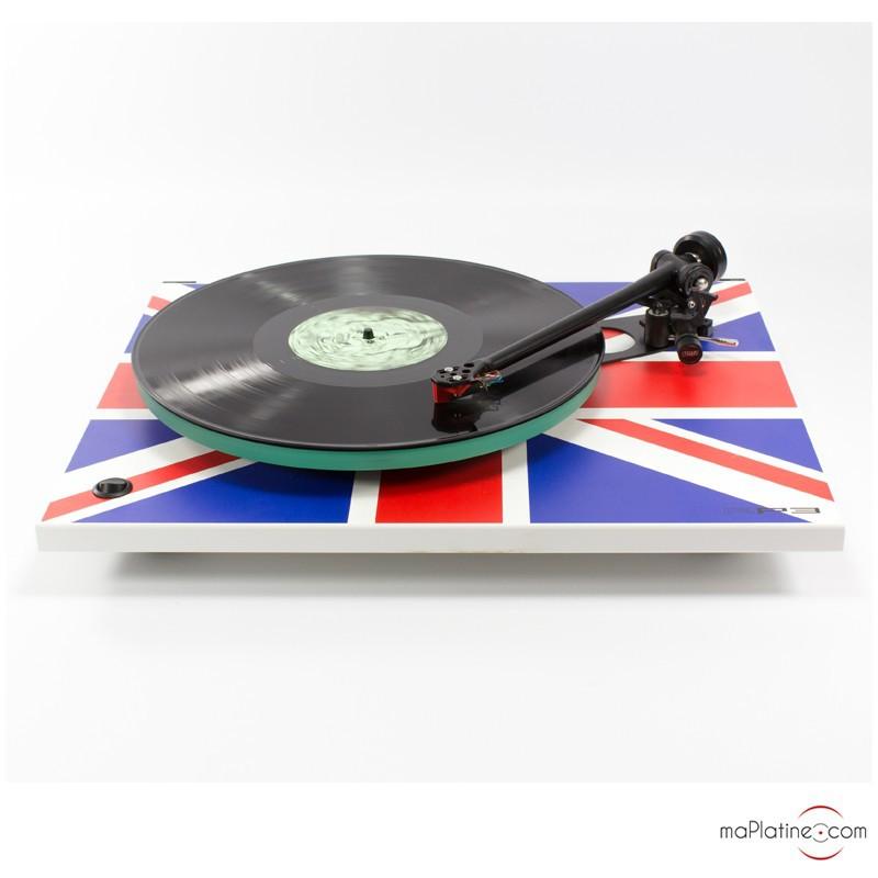 platine vinyle d occasion rega rp3 union jack. Black Bedroom Furniture Sets. Home Design Ideas