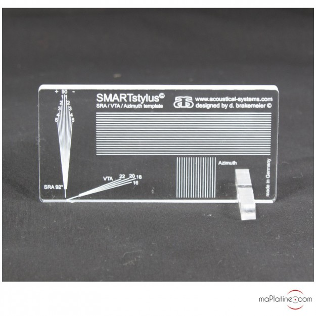 Outil de réglage Acoustical Systems SMARTstylus