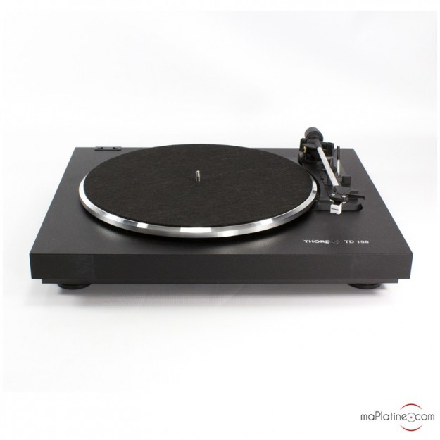 platine vinyle automatique thorens td 158. Black Bedroom Furniture Sets. Home Design Ideas