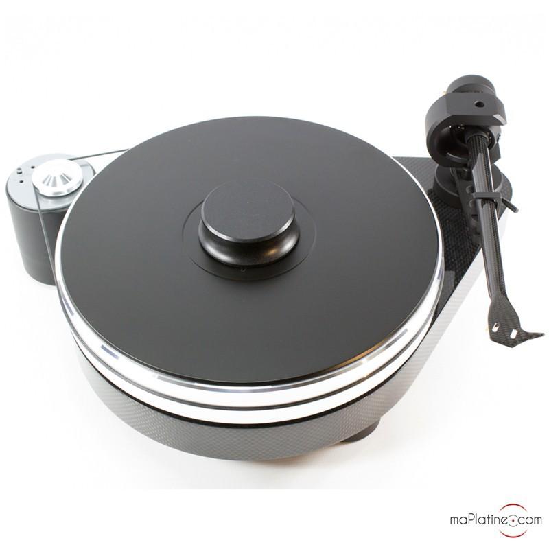 platine vinyle manuelle pro ject rpm 9 carbon. Black Bedroom Furniture Sets. Home Design Ideas