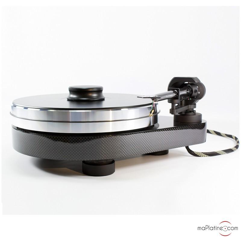 Pack Platine vinyle Pro-Ject RPM 9 Carbon
