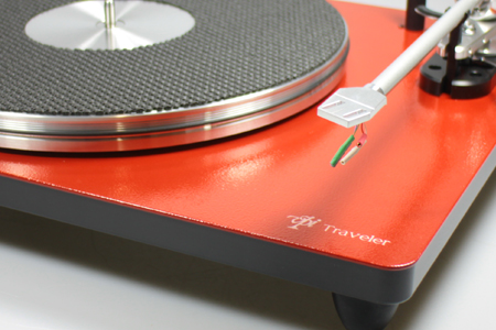 Platine vinyle VPI Traveler V2