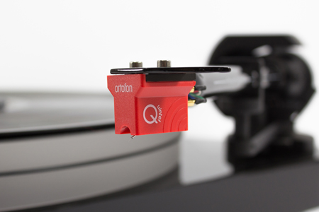 Cellule MC Ortofon Quintet Red