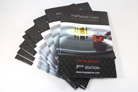 Catalogue maPlatine.com, 3ème édition