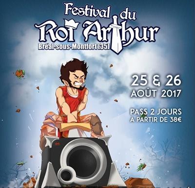Festival de Roi Arthur