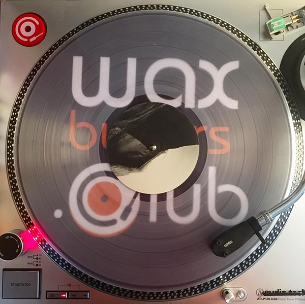 WaxBuyersClub et sa platine vinyle Audio Technica AT LP120 USB
