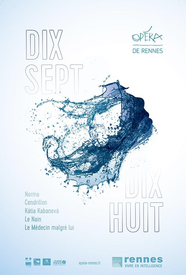 Programmation 2017-2018 - Opéra de Rennes