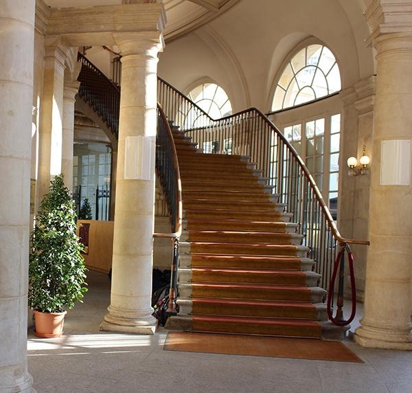 Escalier de l'Opéra de Rennes
