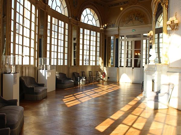 Foyer public de l'Opéra de Rennes