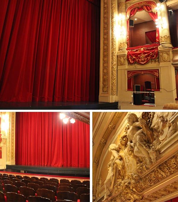 Salle de l'Opéra de Rennes