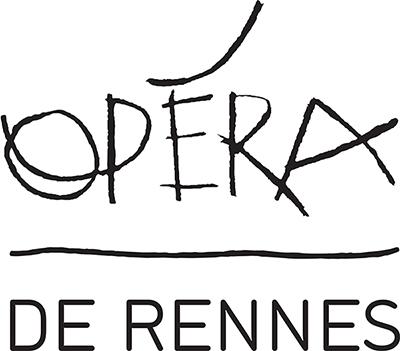 Logo de l'Opéra de Rennes