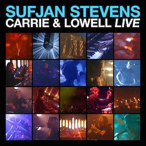 Album Carrie & Lowell Live de Sufjan Stevens