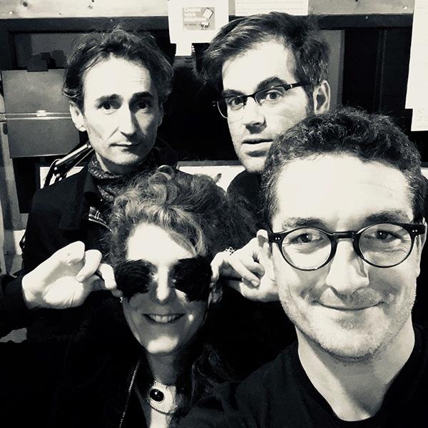 Equipe de Casbah Records