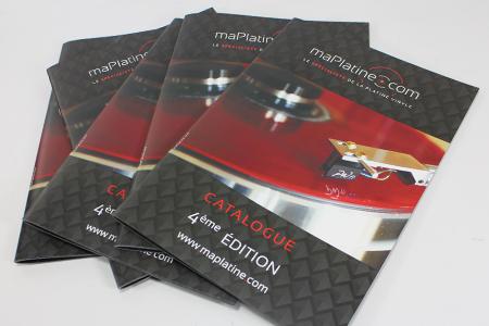 4e edition du catalogue maPlatine
