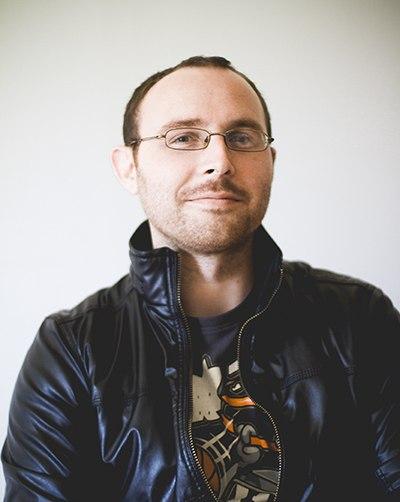 Mickael, co-fondateur de M Com' Musique