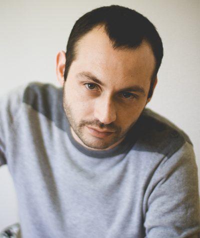 Antoine, co-founder of M Com' Musique