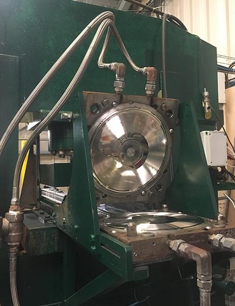 Machine manuelle de pressage de vinyles - M Com' Musique
