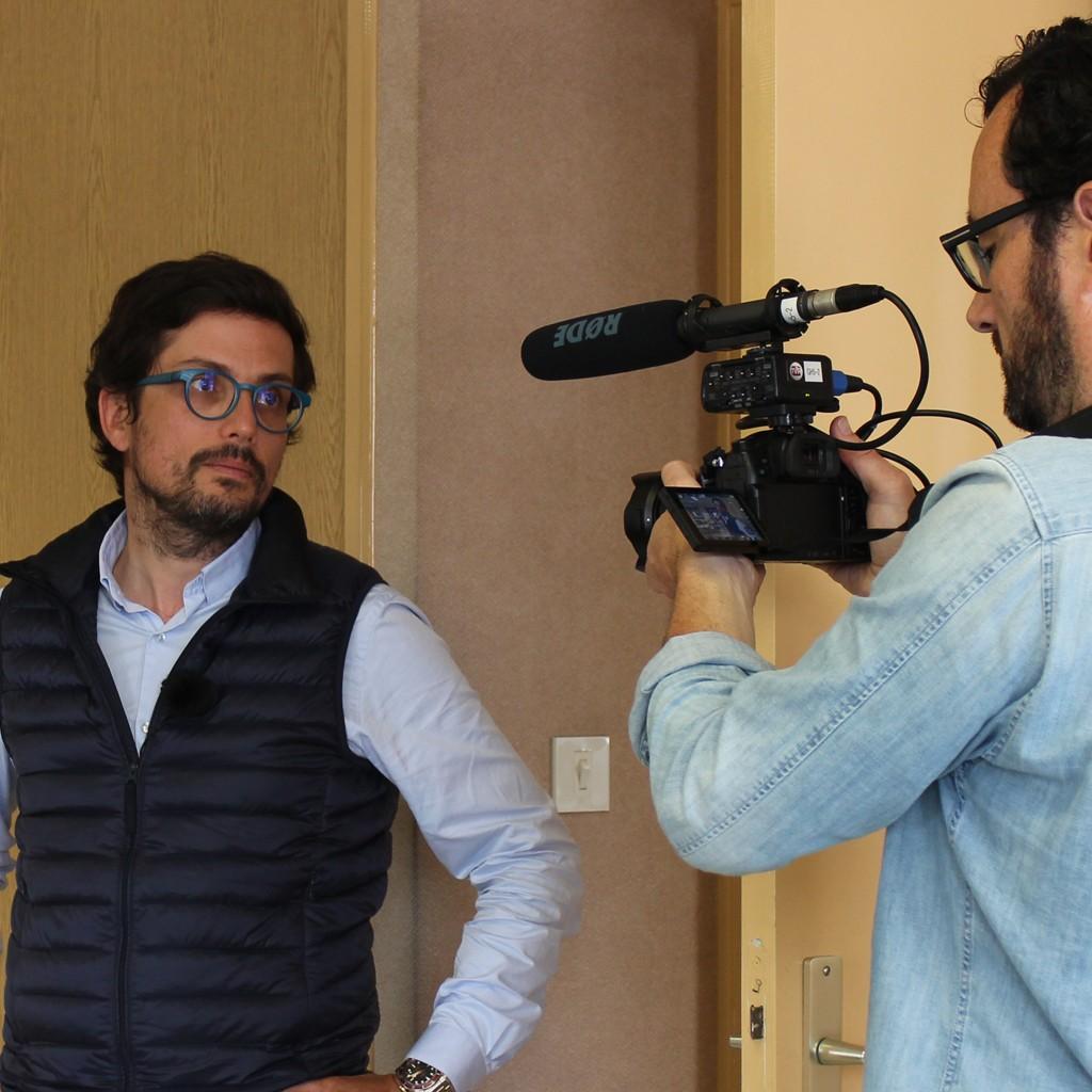 Visite de TV Rennes chez maPlatine.com