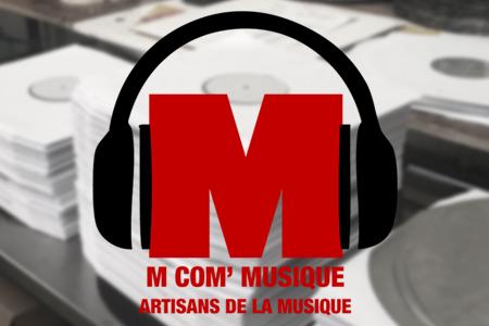 maPlatine.com visited M Com' Musique's factory