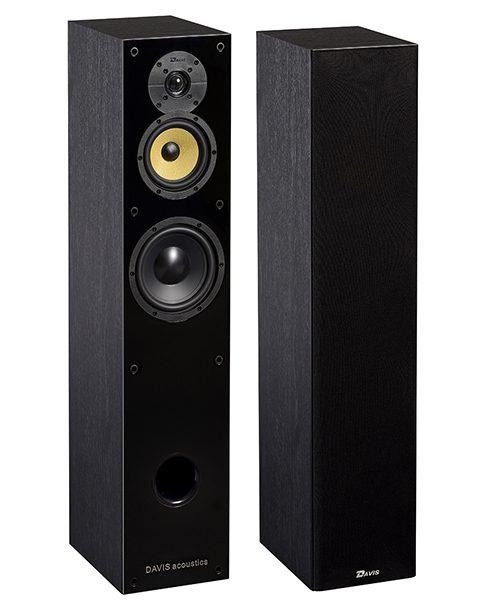 Enceintes colonnes Davis Acoustics Balthus 50