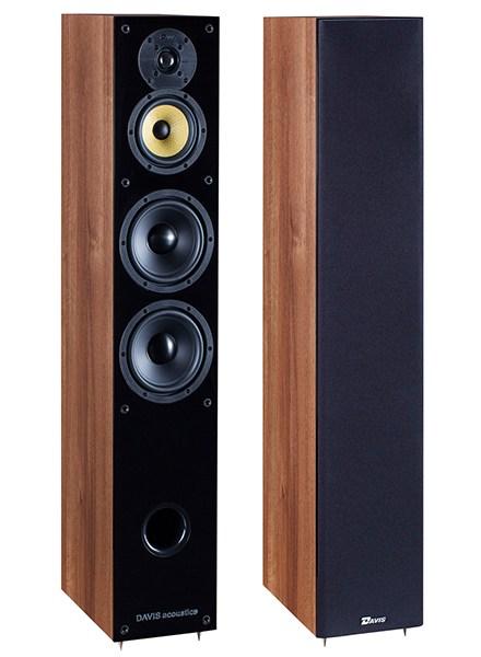 Enceintes colonnes Davis Acoustics Balthus 70