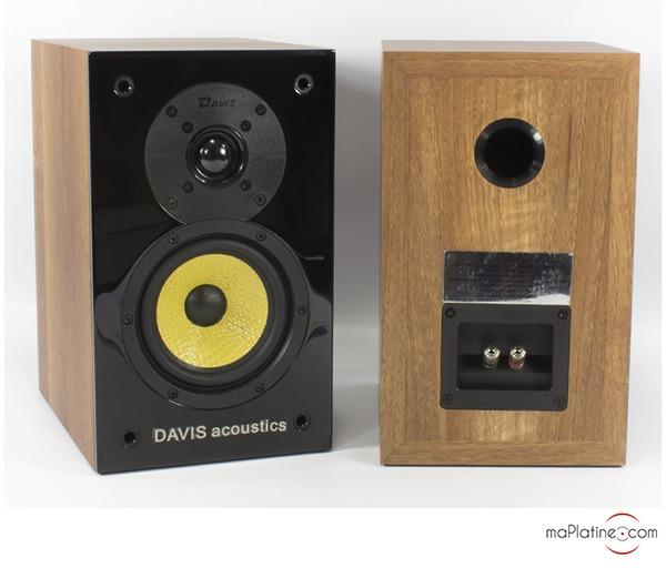Enceintes de bibliotheque Davis Acoustics Balthus 30