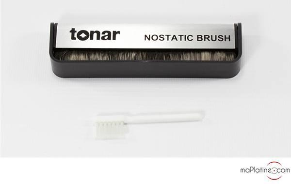 Tonar Koolstof antistatic brush