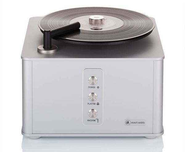 Clearaudio Smart Matrix Pro Silver record cleaning machine