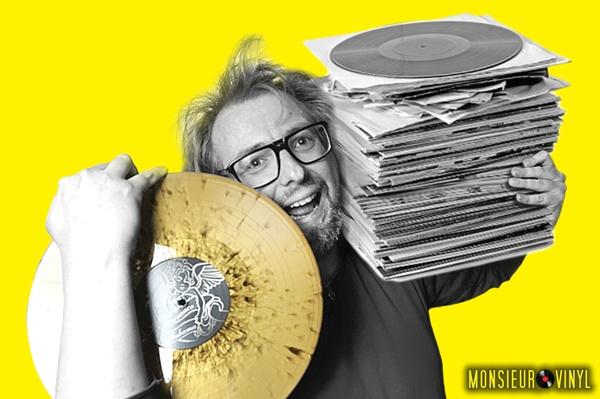 Monsieur Vinyl