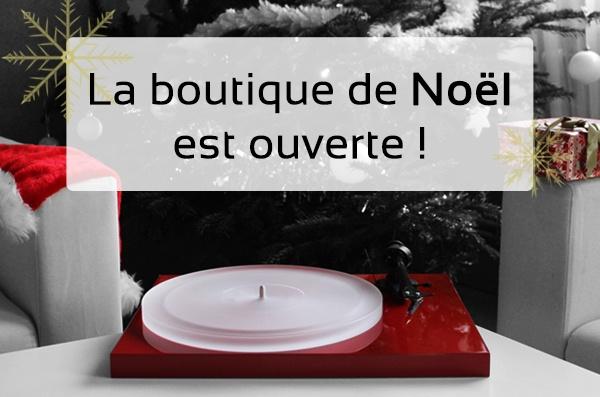 Boutique de Noël 2018 de maPlatine.com