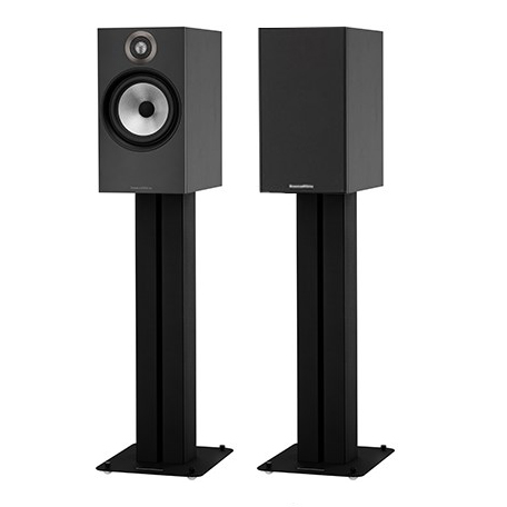 B&W 606 bookshelf speakers