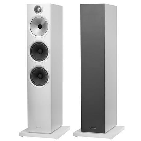 B&W 603 tower speakers