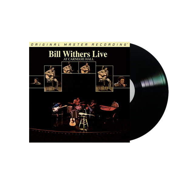 Disque vinyle MoFi - Live at Carnegie Hall de Bill Withers