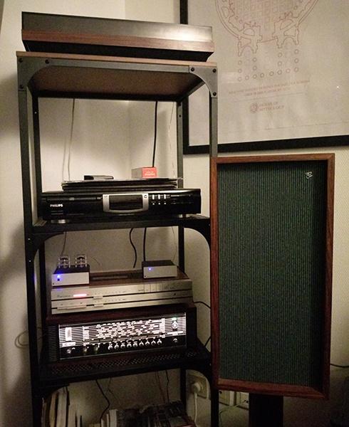 Système Hi-Fi de Valentin de maPlatine.com