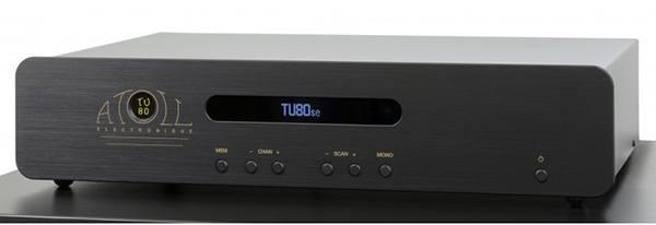Tuner FM Atoll TU80 SE