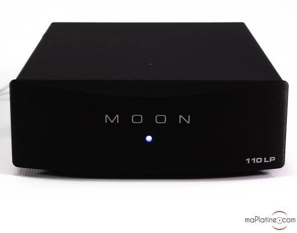Préamplificateur phono Moon 110 LP V2