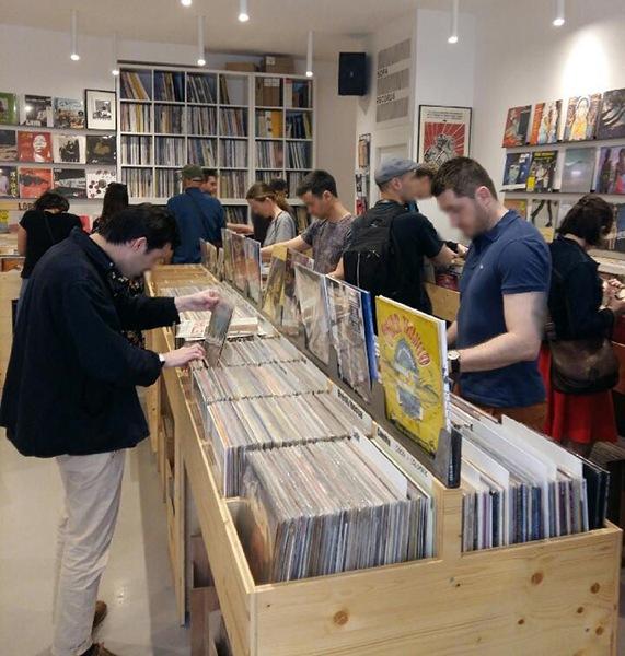 Disquaire Sofa Records Lyon - Disquaire Day